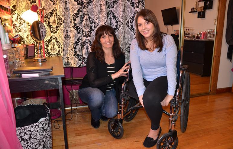 Jackee's Story - Caregiver Homes' Support of Family Caregiver of Person with Disability